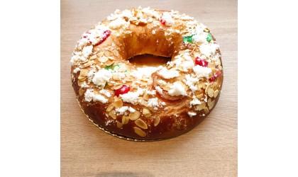 Roscón de Reyes de Trufa