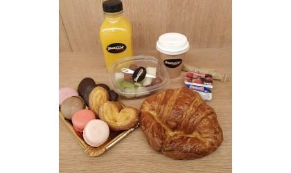 Desayuno Francés para 1