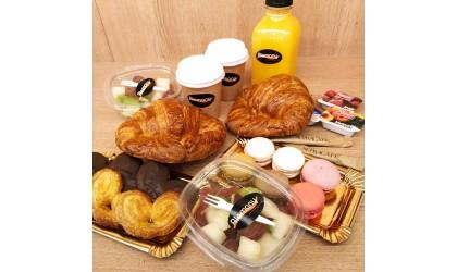 Desayuno Francés para 2