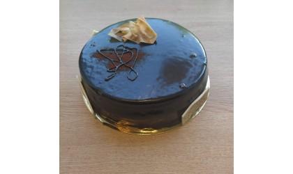 Tarta de Chocolate con...